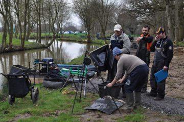 Pondwood match fishing 2