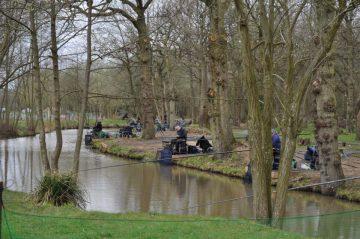 Pondwood match fishing 3